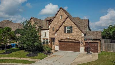 Summerwood Single Family Home For Sale: 15702 Bryan Creek Court