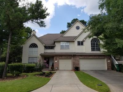 The Woodlands Condo/Townhouse For Sale: 48 Lakeridge Drive