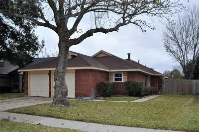 Missouri City Single Family Home For Sale: 818 Derby Lane