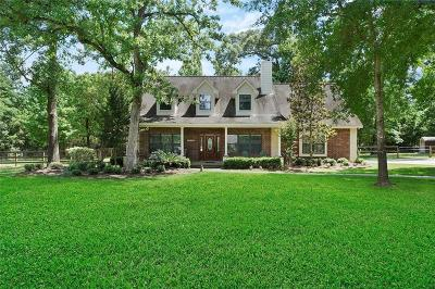 Montgomery TX Single Family Home For Sale: $398,500