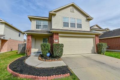 Humble Single Family Home For Sale: 9014 Wildbird Lane