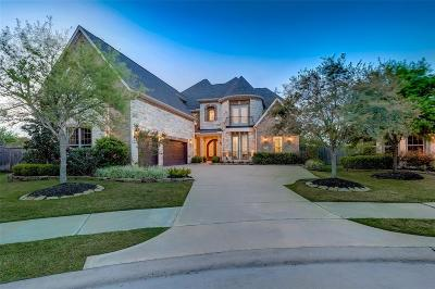 Katy Single Family Home For Sale: 10223 Camden Garden Lane