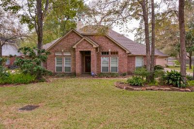Conroe Single Family Home For Sale: 806 Woodland Lane