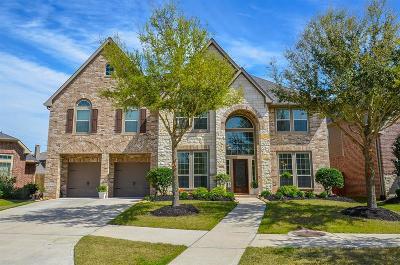 Sugar Land Single Family Home For Sale: 5907 Solara Ledge Lane