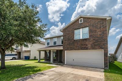 Rosenberg Single Family Home For Sale: 2210 Heath Ridge Lane