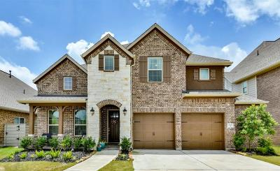 Manvel Single Family Home For Sale: 2602 Redbud Trail Lane