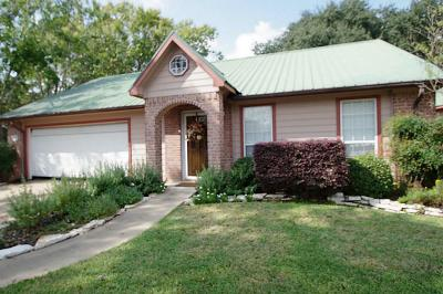 Bellville Single Family Home For Sale: 867 Tangle Oaks Court