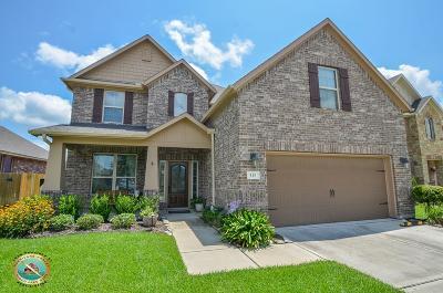 Rosenberg Single Family Home For Sale: 415 Iris Rose Court