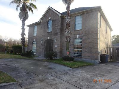 Houston Single Family Home For Sale: 12609 Crestvale Drive