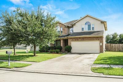 Dickinson Single Family Home For Sale: 1022 Riverwood Drive