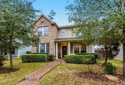The Woodlands Single Family Home For Sale: 126 W Montfair Boulevard