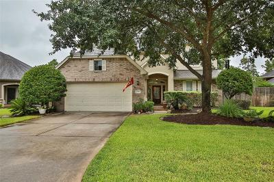 Cypress Single Family Home For Sale: 15722 Chapel Lake Drive