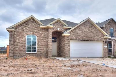 Brookshire Single Family Home For Sale: 1803 Benbrook Hollow