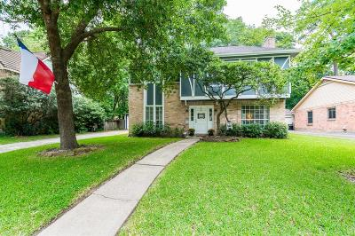 Kingwood Single Family Home For Sale: 3535 Hill Springs Drive