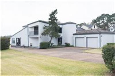 Willis Single Family Home For Sale: 9780 East Shore Drive