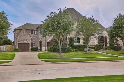 Katy Single Family Home For Sale: 25211 Springwood Lake Drive