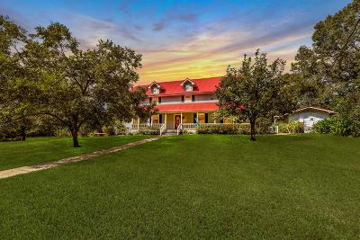 Trinity County Single Family Home For Sale: 362 Marina Place