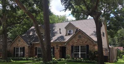 Houston Single Family Home For Sale: 14534 Oak Bend Drive