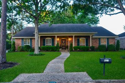 Sugar Land Single Family Home For Sale: 827 Longview Drive