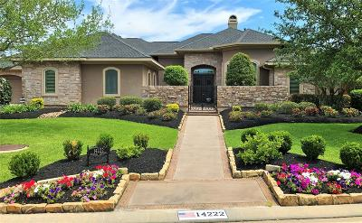Cypress Single Family Home For Sale: 14222 Winding Springs Drive