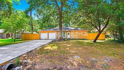 Spring Single Family Home For Sale: 24418 Glen Loch Drive