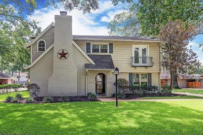 Houston TX Single Family Home For Sale: $275,900