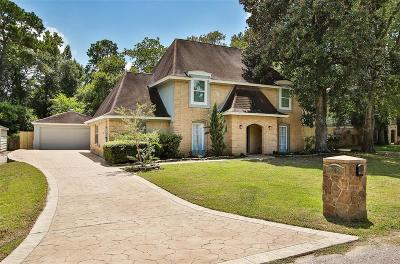 Conroe Single Family Home For Sale: 542 Brandon Road