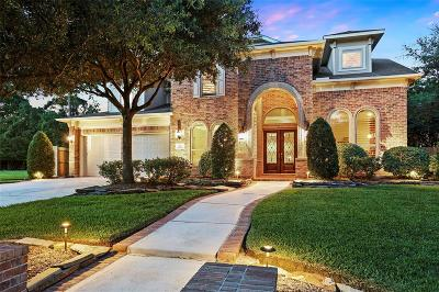 Houston Single Family Home For Sale: 1210 Regal Shores Court