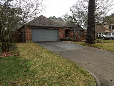 Cypress TX Single Family Home For Sale: $135,000
