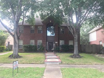 League City TX Single Family Home For Sale: $249,995
