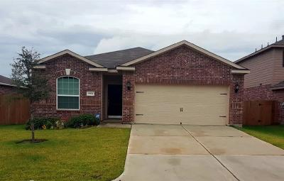 Humble Single Family Home For Sale: 8814 Leclaire Meadow Drive