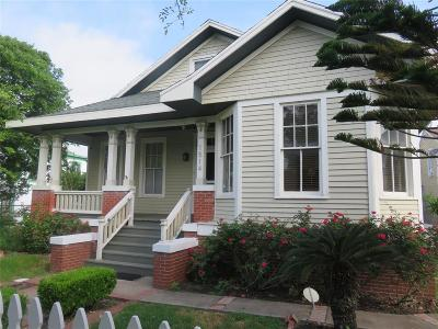 Single Family Home For Sale: 1514 Avenue M