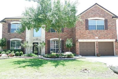 Tomball Single Family Home For Sale: 11211 N Country Club Green Drive