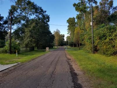 Tomball Residential Lots & Land For Sale: Park Place Drive