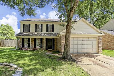 Cypress Single Family Home For Sale: 11418 Bent Way Street