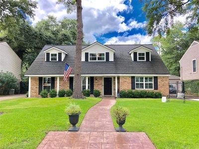 Memorial Single Family Home For Sale: 13830 Myrtlea Drive