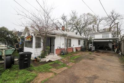 Houston Multi Family Home For Sale: 116 Frawley Street