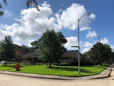 Houston Single Family Home For Sale: 6151 Sugar Hill Drive