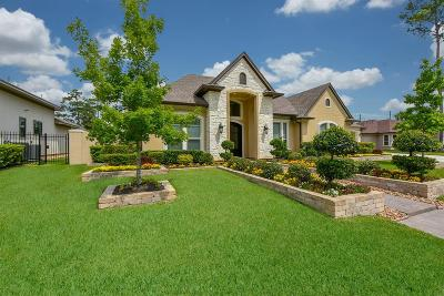 Spring Single Family Home For Sale: 17119 Ashley Woods Court