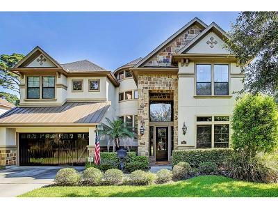 Garden Oaks Single Family Home For Sale: 846 Lamonte Lane