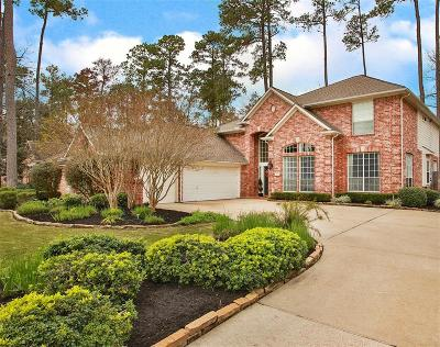 Cypress Single Family Home For Sale: 14811 Brenly Drive