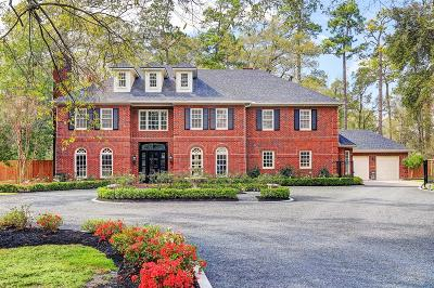 Bunker Hill Village Single Family Home For Sale: 673 Bunker Hill Rd Road
