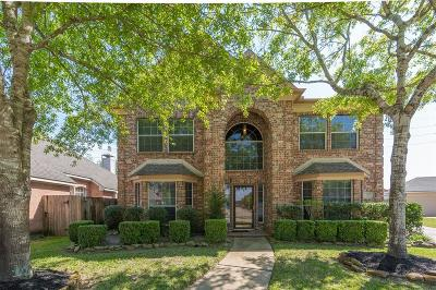 Pearland Single Family Home For Sale: 3323 Stonehurst Court
