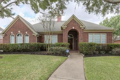 Katy Single Family Home For Sale: 1318 Wiedner Drive