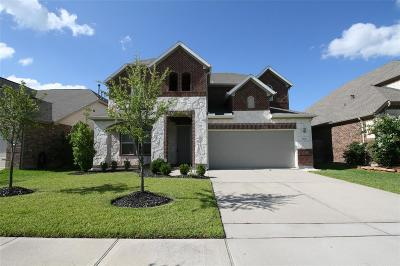 Tomball Single Family Home For Sale: 18230 Russett Green Drive