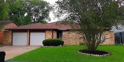 Humble Single Family Home For Sale: 5815 Woodmancote Drive