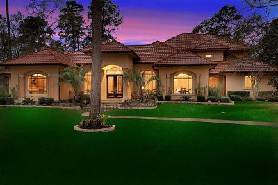 Conroe, Spring, The Woodlands Single Family Home For Sale: 23 W Legacy Point Circle