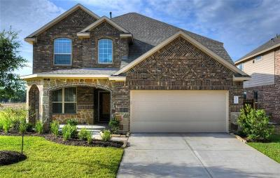 Katy TX Single Family Home For Sale: $343,494