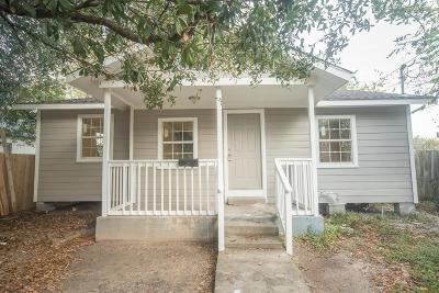 Houston Single Family Home For Sale: 1417 E 36th Street