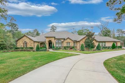 Single Family Home For Sale: 6927 Comanche Bend